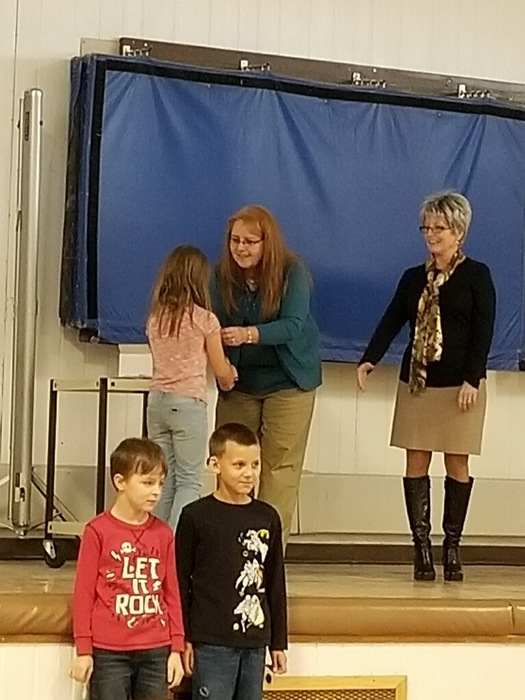 AR Awards Assembly November 6th, 2018