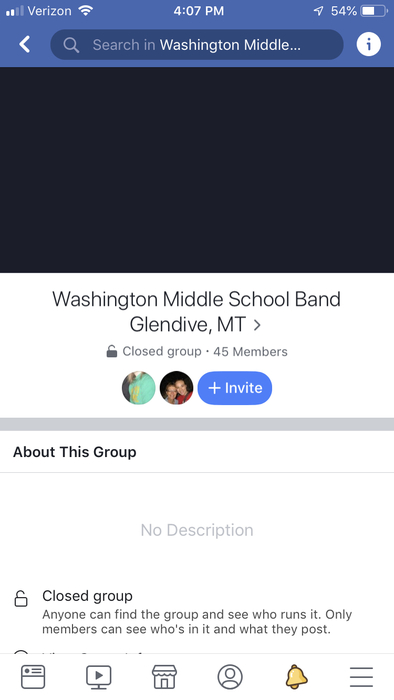 Band group