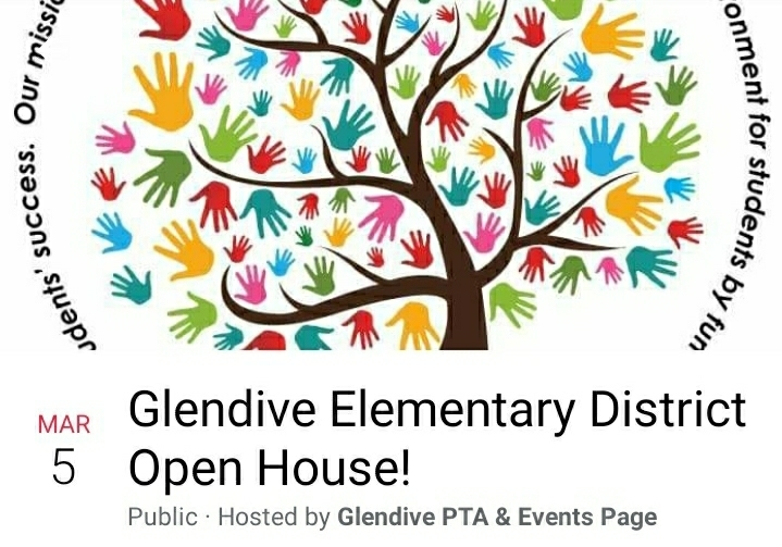 Glendive Elementary District Open House